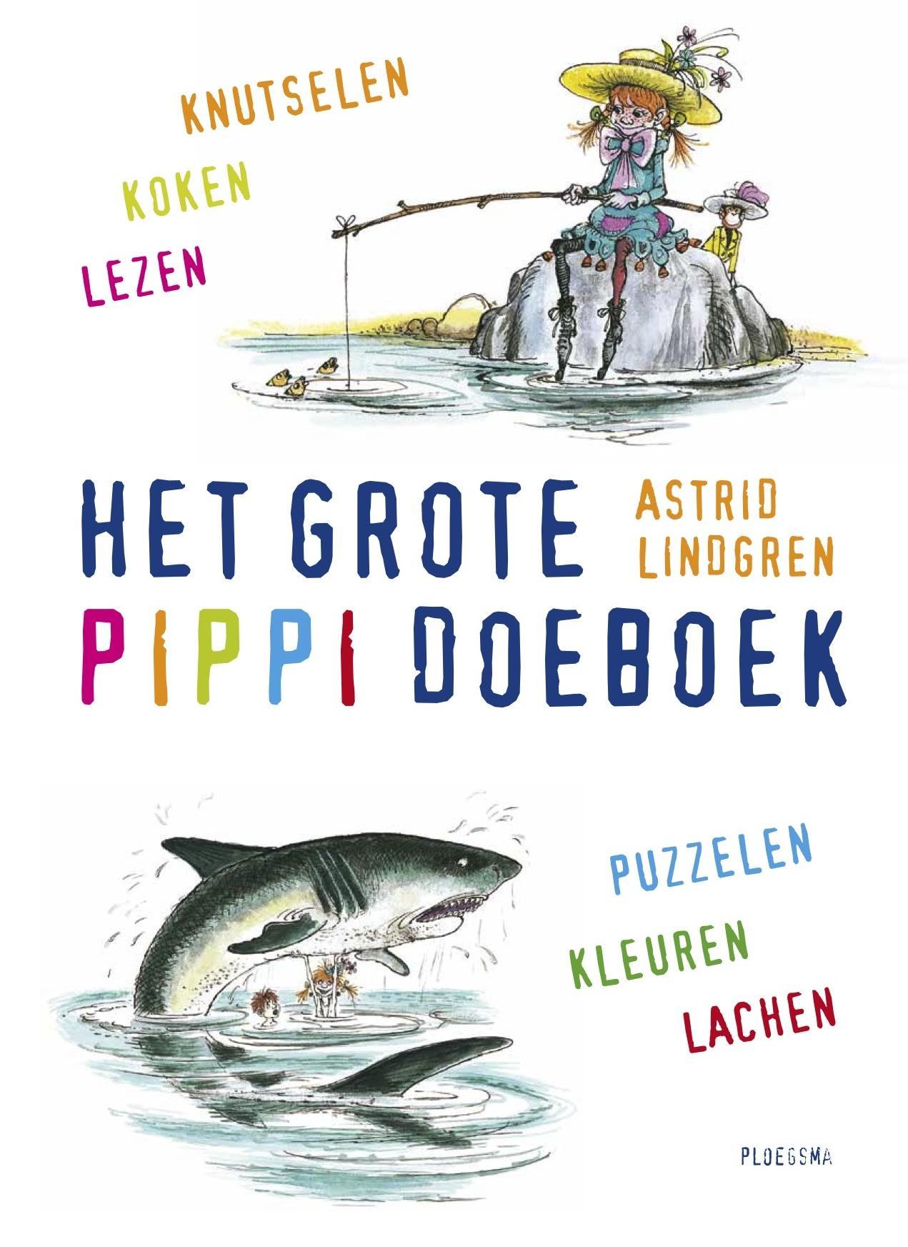 Het grote Pippi doeboek